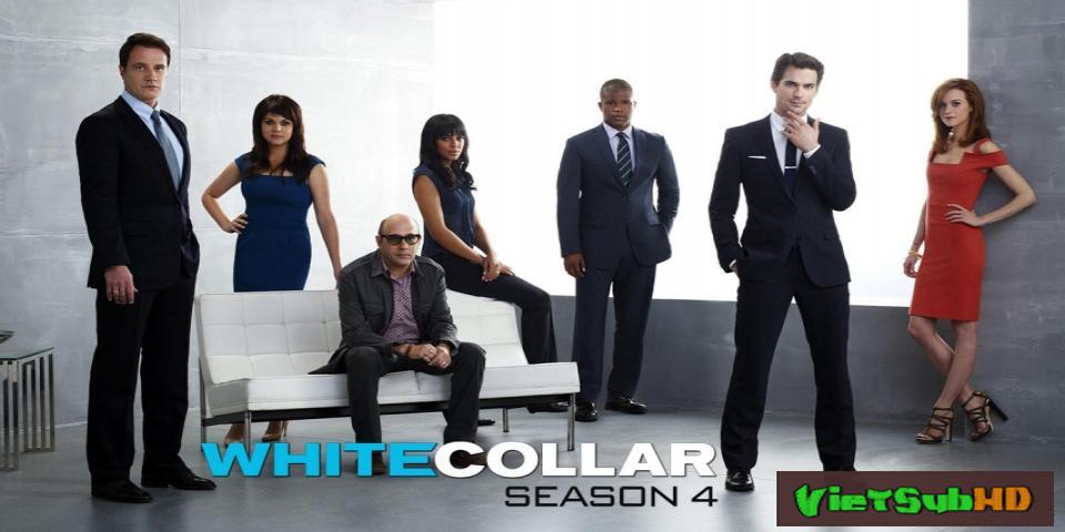 Phim Cổ Cồn Trắng 4 Trailer VietSub HD | White Collar (Season 4) 2012