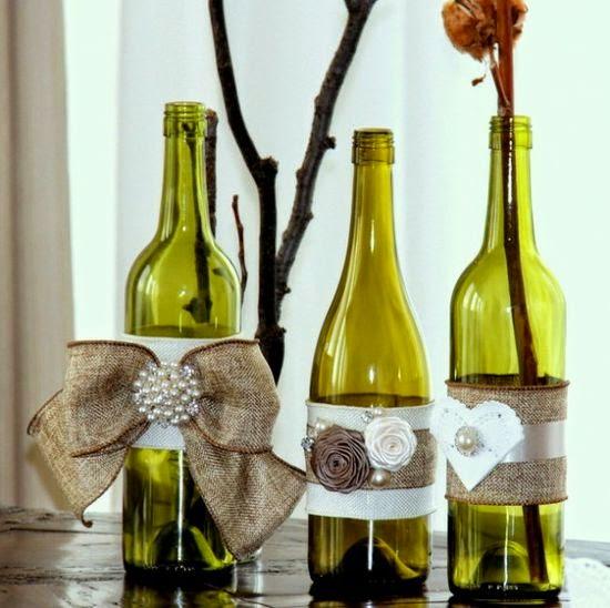 Kerajinan Tangan Dari Botol Bekas, Aneka Kreasi Botol Bekas 2