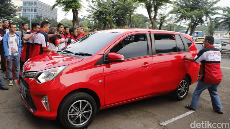 Konsumen Toyota Calya Telah Mendukung Industri Otomotif