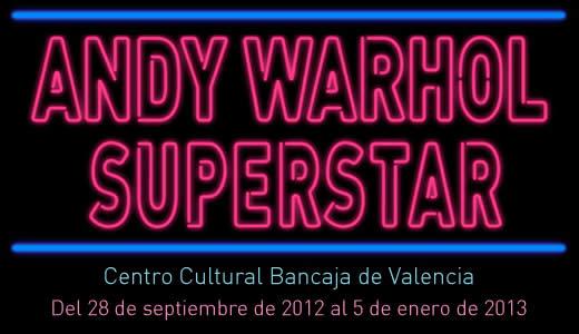 Andy Warhol Superstar en Valencia 1