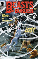 Beasts of Burden by Evan Dorkin and Jill Thompson.