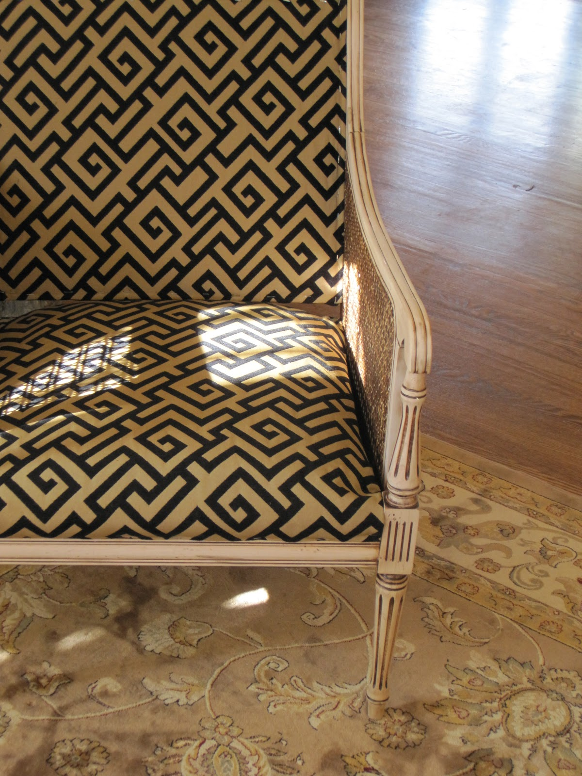 chair positions in a fraternity exercise ball target simple details reupholster greek key