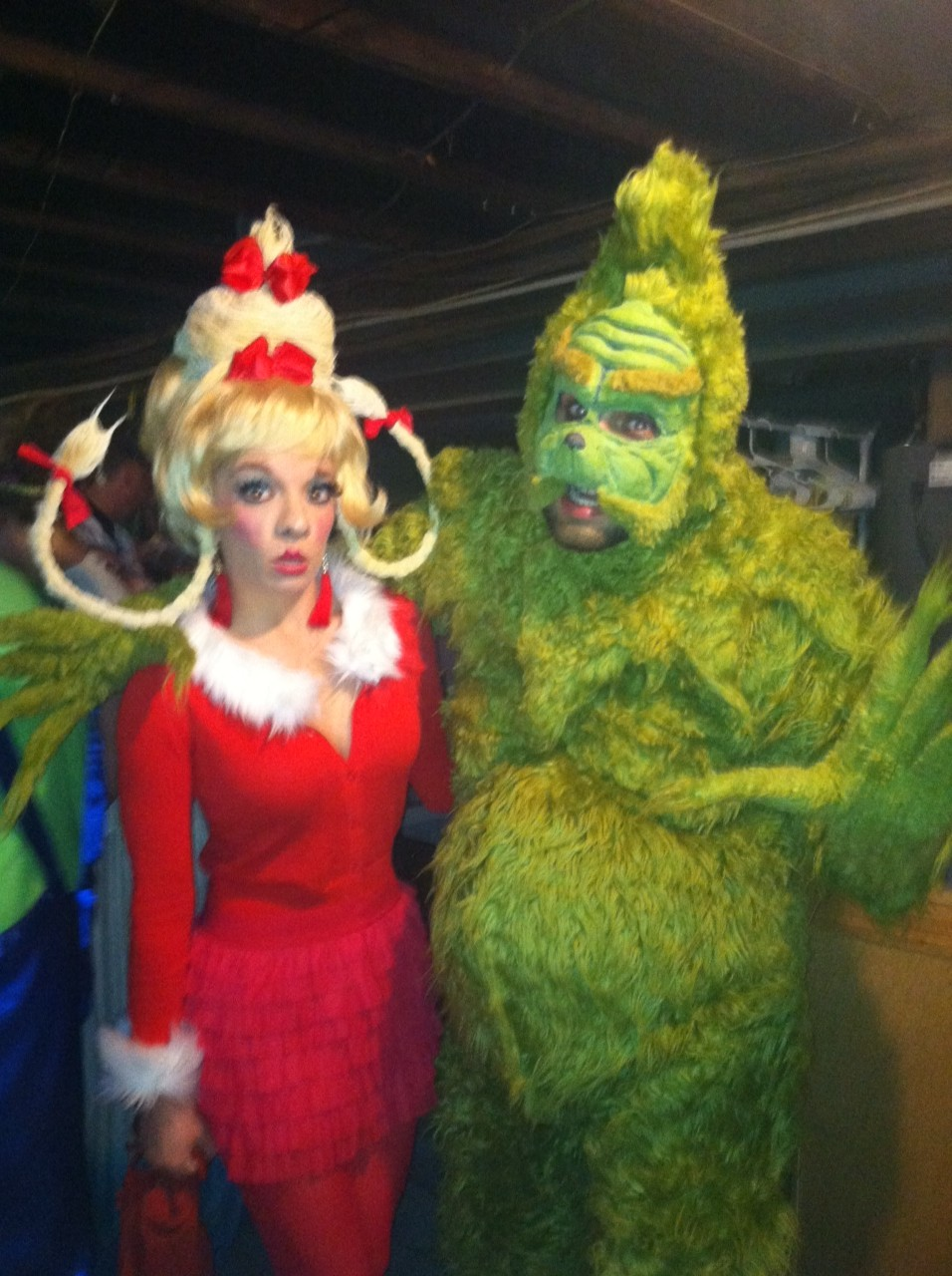 Adam Kreutinger Halloween The Grinch Who Stole Christmas