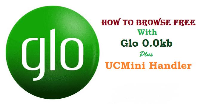 glo free uc mini