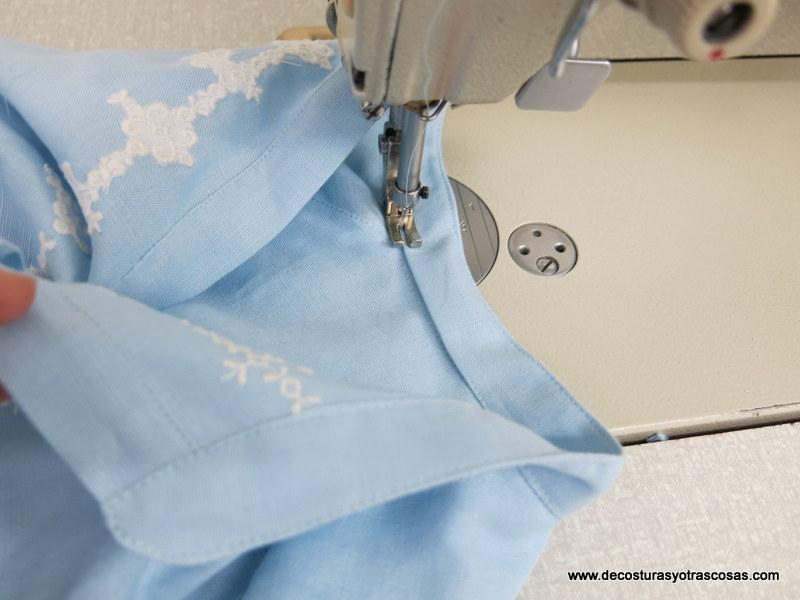 tutorial para coser cuello mao