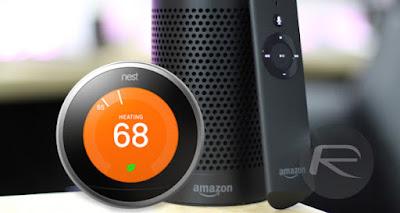 Amazon té un missatge per a Google: els productes Nest no són benvinguts