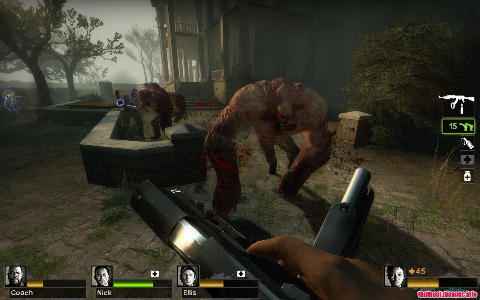 Game Left 4 Dead full download