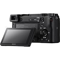 Kredit Sony Alpha A6300 Body Only