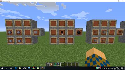 Minecraft crafting szén