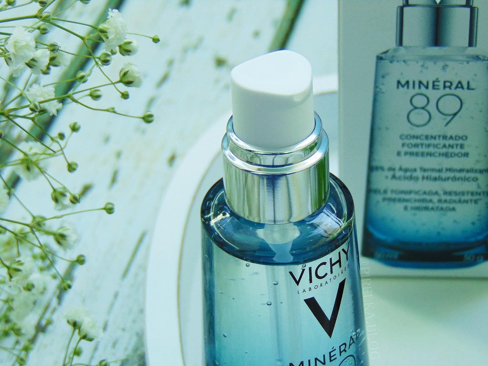 Mineral 89, Vichy - Booster nawilżająco-wzmacniający