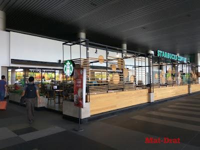 Starbuck Airport Kota Kinabalu