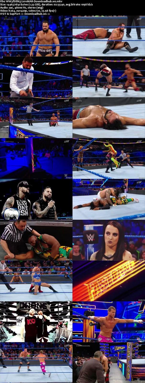 WWE Fastlane 11th March 2018 720p PPV WEBRip