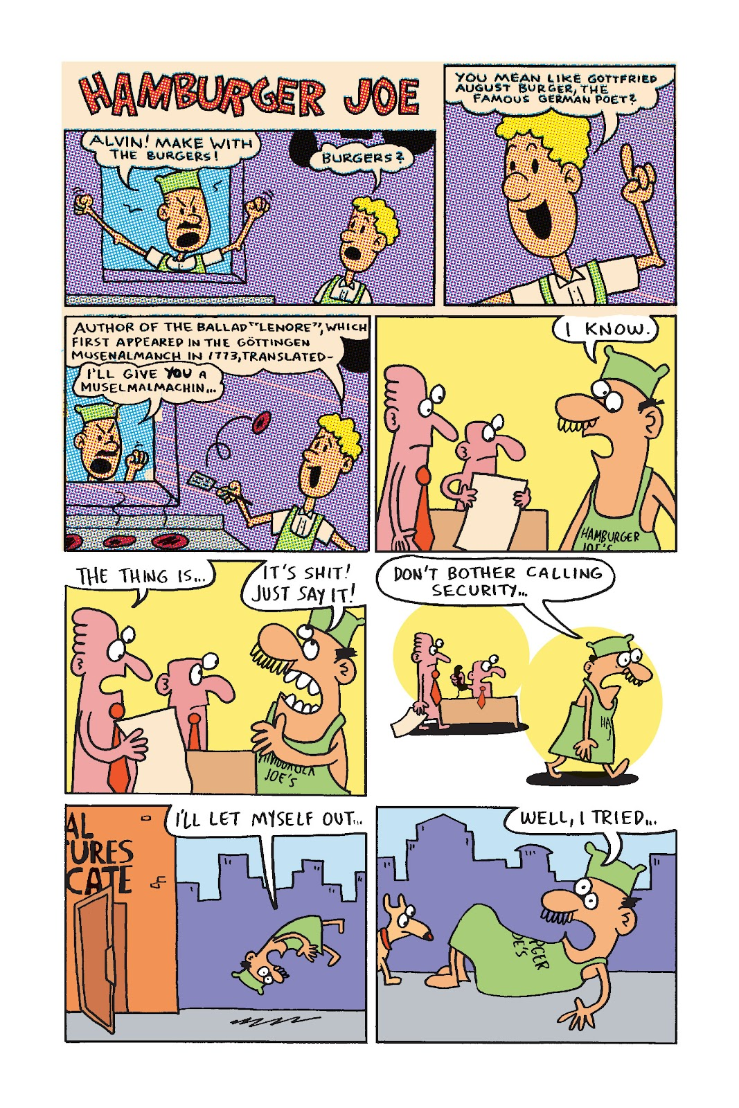 Read online Magic Whistle comic -  Issue #9 - 47