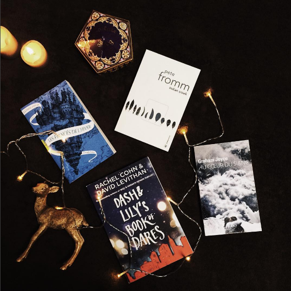 PAL Livres hiver instagram