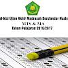 Kisi-Kisi UAMBN MTs dan MA Tahun 2017 (Ujian Akhir Madrasah Berstandar Nasional)