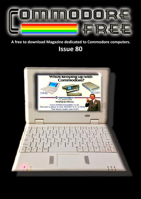 Commodore Free Magazine #80