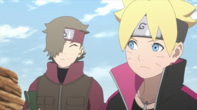 Boruto Naruto Next Generations – Episódio 85