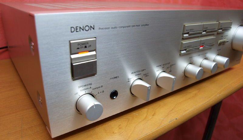 Denon Pma 500v Manual
