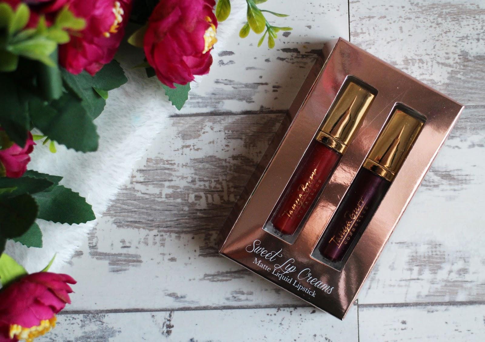 Tanya Burr Glow Du Cocoa & Sweet Lip Cream Gift Sets