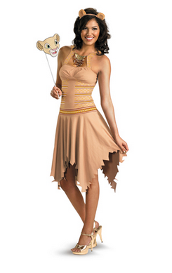 Sexy Disney Halloween costumes to roll your eyes at - Nala