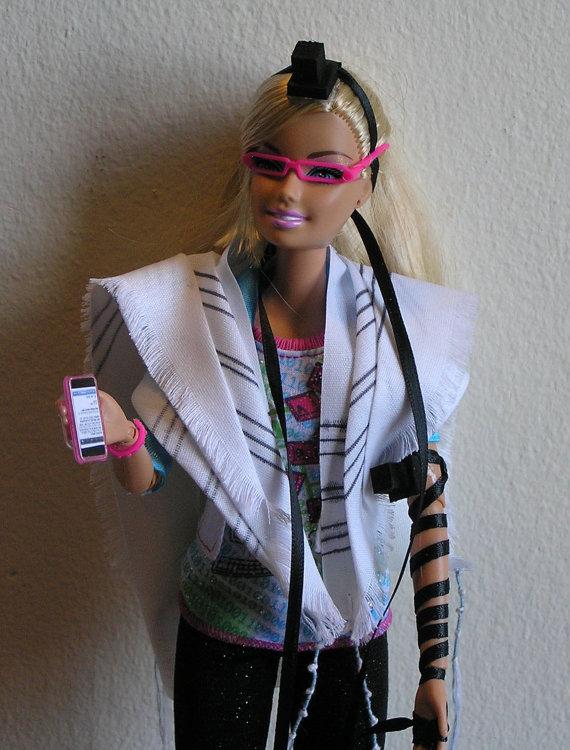 The Rabbi With A Blog (Rabbi Jason Miller): Jewish Dolls For Jewish Girls
