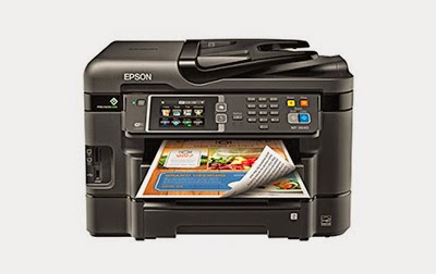 epson workforce pro wf-4630 software