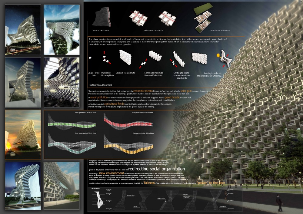 Architecture World Ctbuh 2011 International Competition