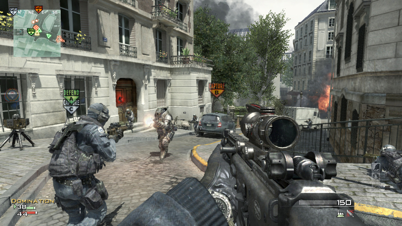 Call Of Duty Modern Warfare 3 Game PC Full Version