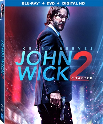 John Wick Chapter 2 2017 English Bluray Movie Download