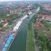 Siaga Banjir, Kembali Jajaran Polres Indramayu Cek Aliran Sungai