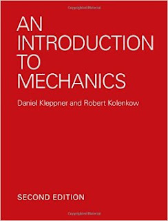 Download Free PDF of An Intoduction to Mechanics - Daniel Kleppner and Robert Kolenkow