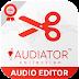 ဖုန္း Caller Ringtone သံုးဖို႔ၾကိဳက္ႏွစ္သက္တဲ႔ သီခ်င္းသံစဥ္အပိုင္းကို ၿဖတ္၊ညွပ္လုပ္ယူႏိုင္တဲ႔ MP3 Cutter Ringtone Maker PRO v3.9 APK