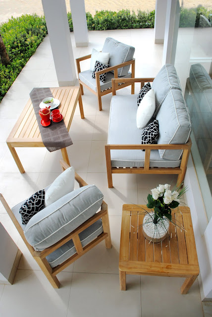 Furniture Indonesia Teak