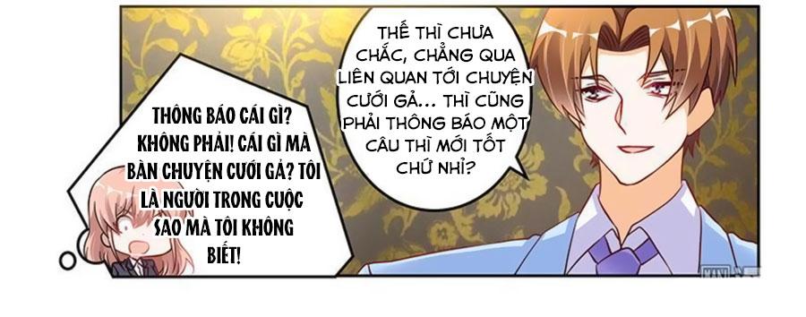 Tổng Tài Đích Thiên Giới Manh Thê – Chap 101