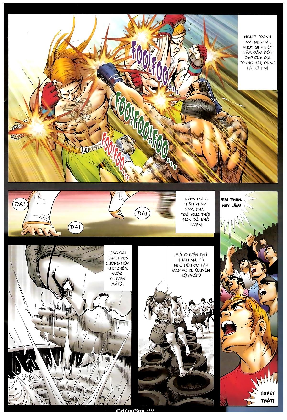 Người Trong Giang Hồ - Chapter 1250: Tối Cường vs Tối Cường 2 - Pic 18