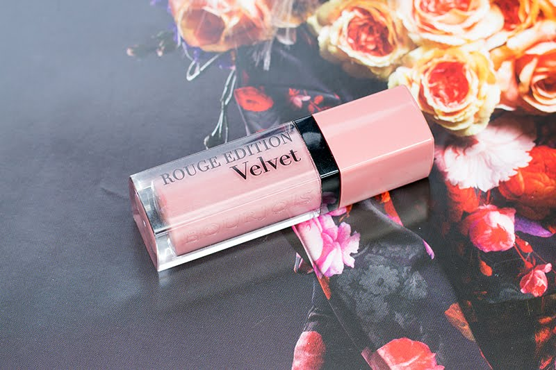 BOURJOIS ROUGE EDITION VELVET 10 DON'T PINK OF IT