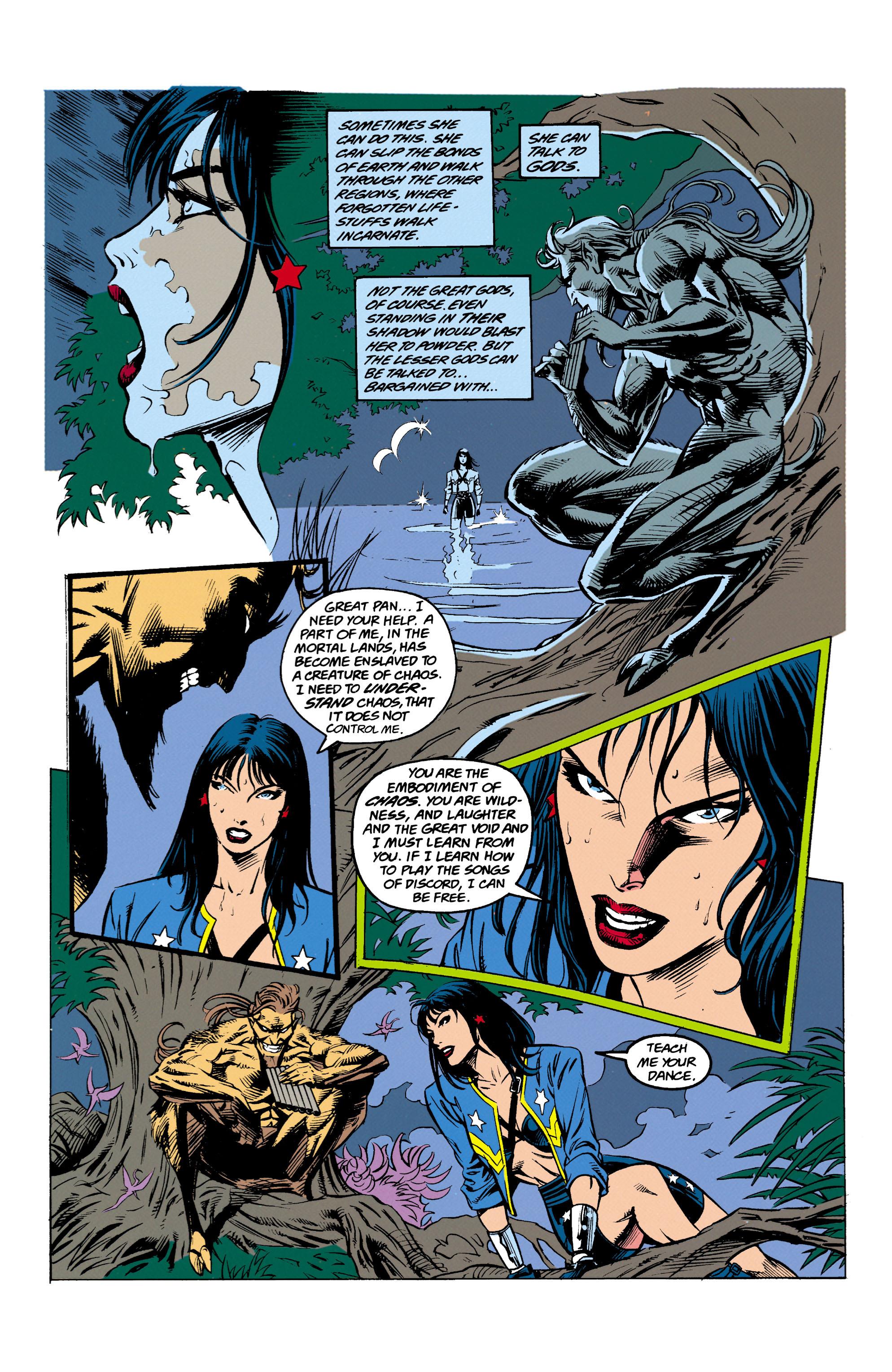 Read online Wonder Woman (1987) comic -  Issue #97 - 11