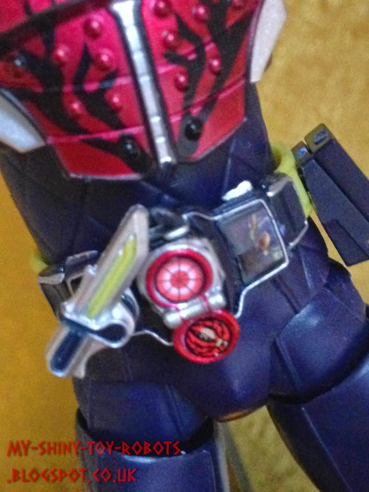 Sengoku Driver closeup