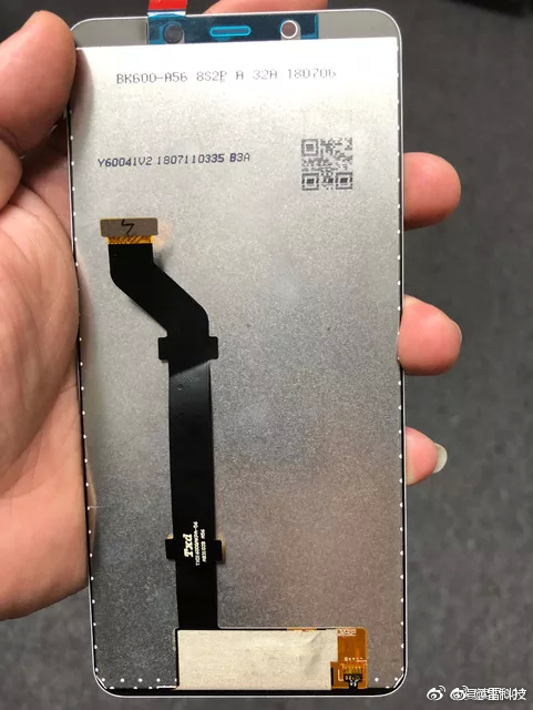 Nokia X7 Display Assembly