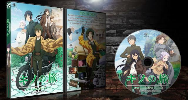 Kino no Tabi: The Beautiful World - The Animated Series | Cover DVD | MEGA |
