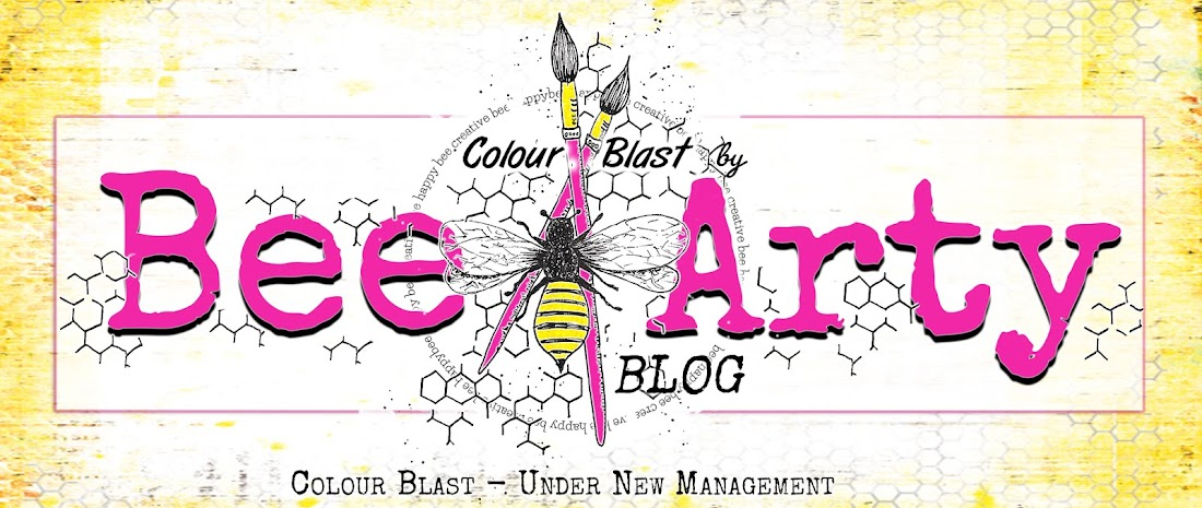 Colour Blast by Bee Arty