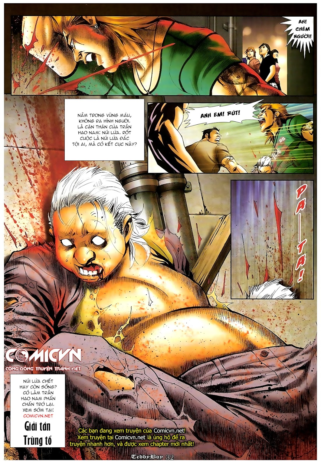 Người Trong Giang Hồ - Chapter 1209: Cai nghiện - Pic 29