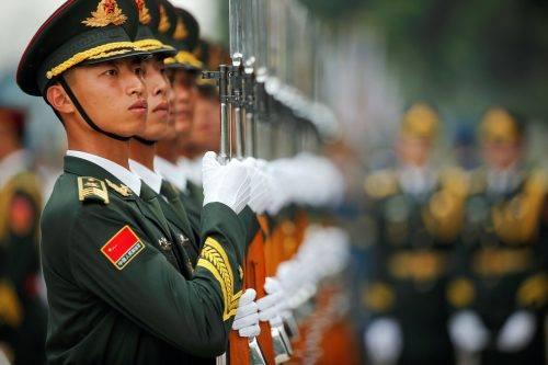 Lực lượng vũ trang Trung Quốc
