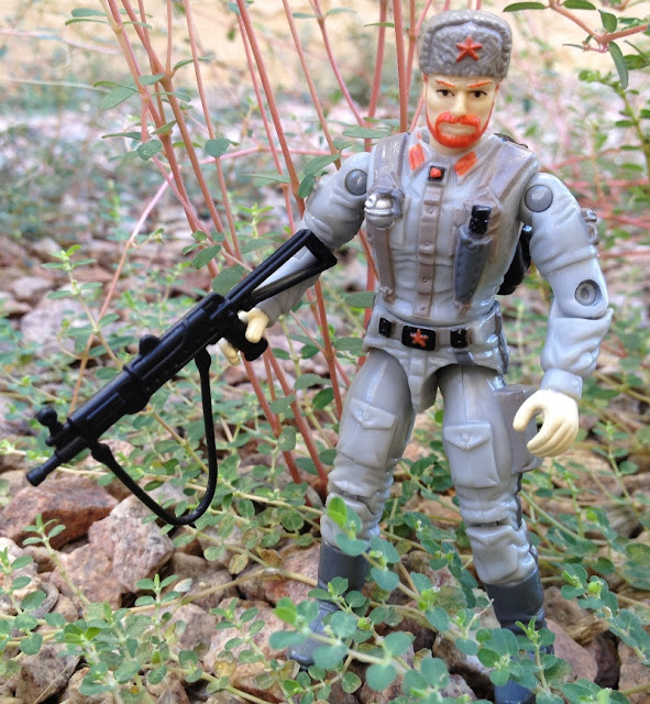 1998 Lt. Gorky, Oktober Guard, TRU Exclusive, 1994 Stalker