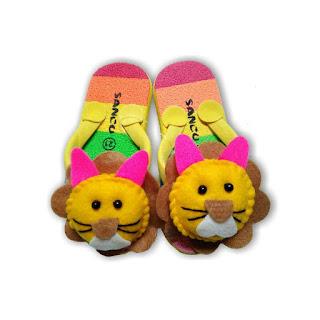 Sandal Sancu, sandal boncu, sandal boneka