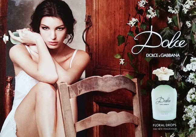 Dolce & Gabbana Dolce Floral Drops The Fragrance Shop Discovery Club Spring 2015