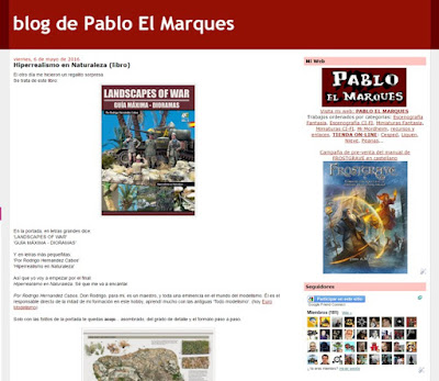 Blog de Pablo El Marques