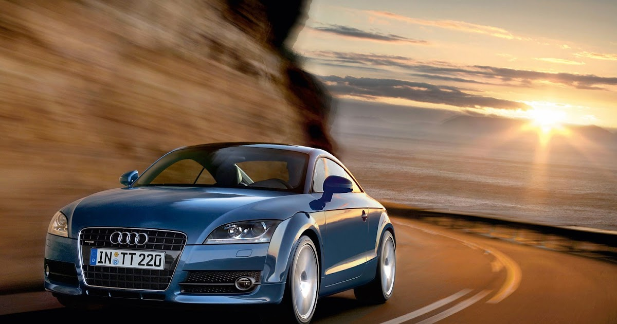 Auto Car: Audi Wallpapers