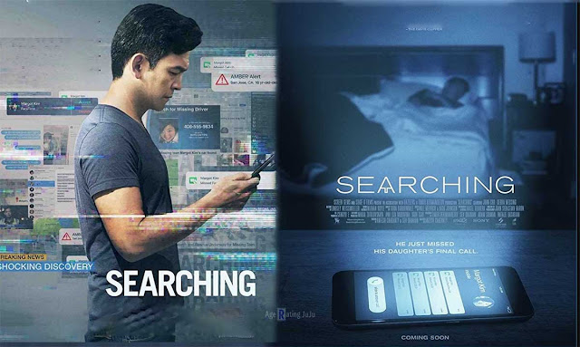 Searching 2018 Bluray Poster HD