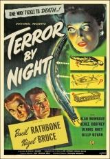 Carátula del DVD Terror en la noche